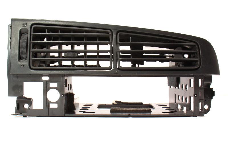 Center Dash Vents Radio Trim 93-99 VW Jetta Golf GTI MK3 Cabrio - 1H6 819 736
