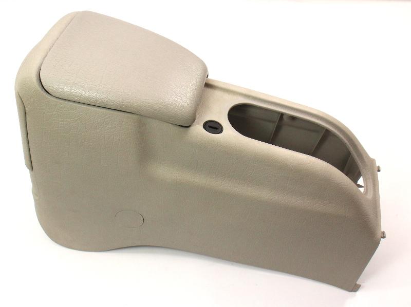 Rear Center Console Arm Rest 93-99 VW Jetta Golf MK3 - Genuine - 1HM 863 319 B