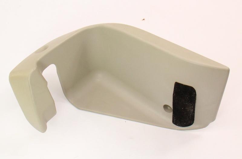 LH Convertible Top Boot Hinge Cover Trim 95-02 VW Cabrio MK3 Beige 1E0 868 843 B