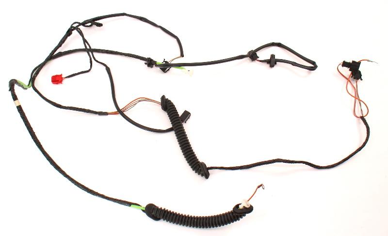Trunk Lid Wiring Harness 96-99 VW Cabrio MK3 MKIII - Genuine