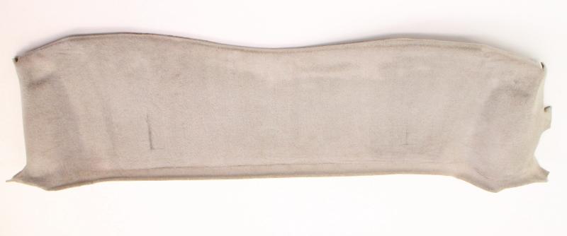 Rear Window Shelf Carpet 95-99 VW Cabrio MK3 Light Beige Flint - Genuine