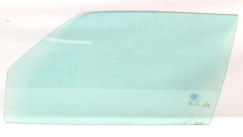 LH Front Door Side Window Glass 95-02 VW Cabrio MK3 ~ Genuine ~