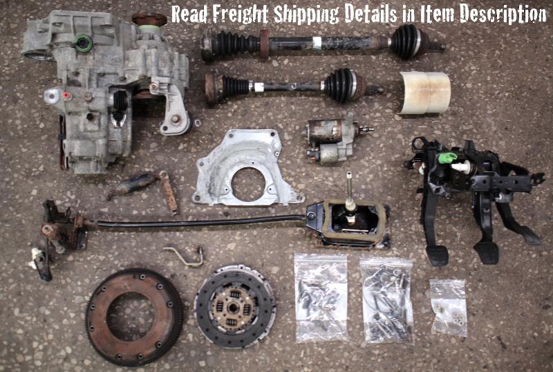 Manual Transmission Swap Kit 93-99 VW Jetta Golf GTI Cabrio MK3 5 Spd 2.0 ABA