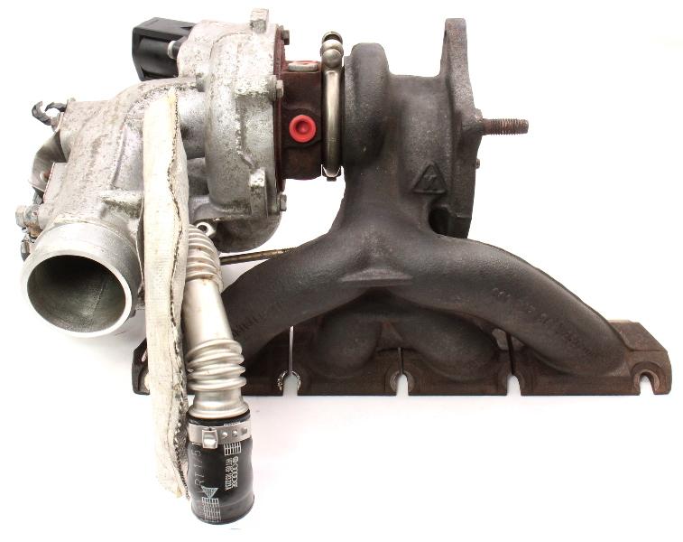 Turbo Charger KK3 2.0T BPY 06-08 VW GTI Jetta Audi A3 Passat - 06F 145 701 G
