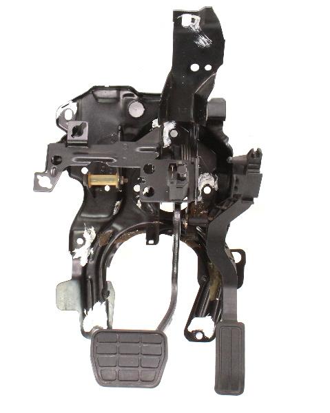 Automatic Pedal Cluster Assembly 90-97 VW Passat B3 B4 VR6 Brake Accelerator