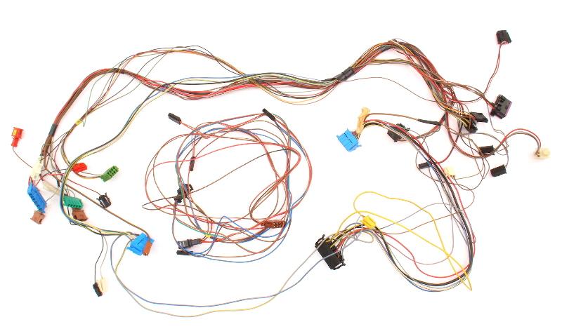 Dashboard Dash Wiring Harness 95-97 VW Passat B4 - Genuine - 3A1 971 052 P