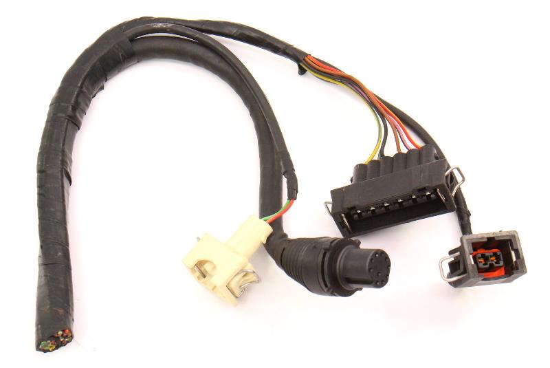 Transmission Wiring Harness Plugs Pigtails 1996 VW Jetta GTI MK3 Passat B4 VR6