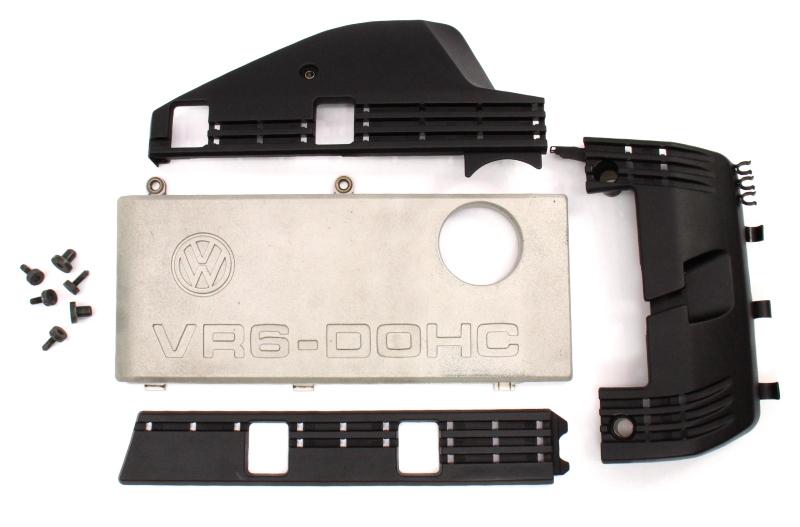 AAA VR6 Engine Covers & Hardware 92-99 VW Jetta GLX GTI MK3 Passat B3 B4 Corrado