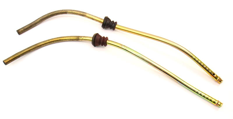 E-Brake Ebrake Parking Cable Metal Tubes Guides 90-97 VW Passat B3 B4 - Genuine