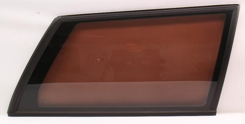 RH Rear Quarter Side Window Glass 90-97 VW Passat Wagon B3 B4 - 3A9 845 298 C