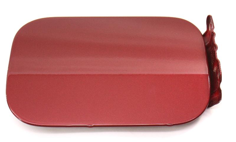 Gas Fuel Filler Door Cover Flap 95-97 VW Passat Wagon B4 LC3T Red 3A9 809 905 C