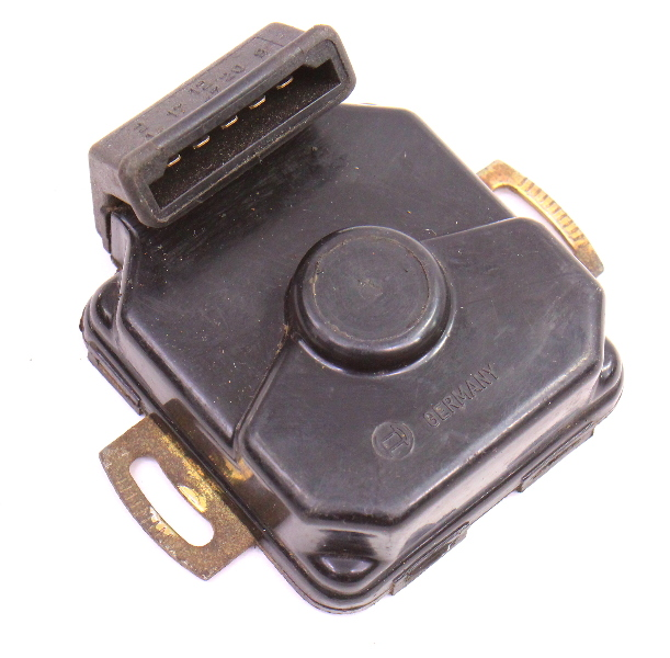 TPS Throttle Position Sensor 75-76 Porsche 914 2.0