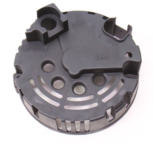 90a Alternator Back Cover  99-05 VW Jetta Golf GTI MK4 Beetle 2.0 - Valeo