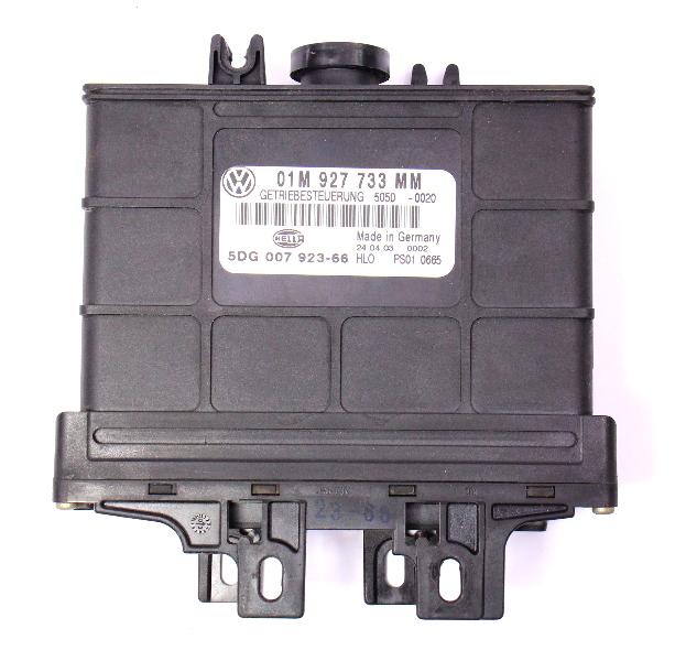 TCM Transmission Computer 03-04 VW Jetta MK4 2.0 BBW - 01M 927 733 MM