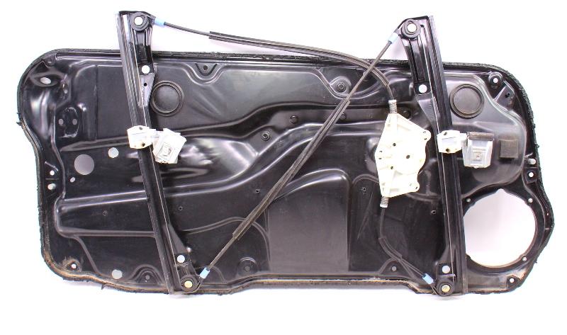 RH Window Regulator Track 99-05 VW Golf Mk4 2 Door - Genuine - 1J3 837 730 N