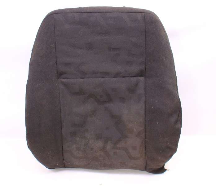 Front Seat Back Rest Foam & Cover 99-05 VW Golf MK4 Cloth - Genuine