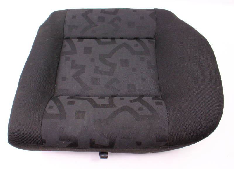 Lh Rear Back Seat Cushion Amp Cover 99 05 Vw Jetta Golf Mk4