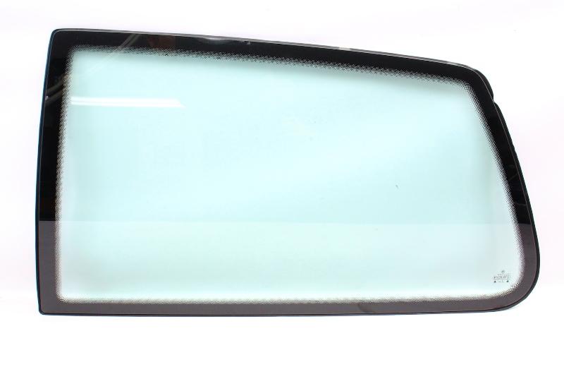 LH Rear Quarter Side Window Glass 99-05 VW Golf GTI R32 MK4 - 2 door - Genuine