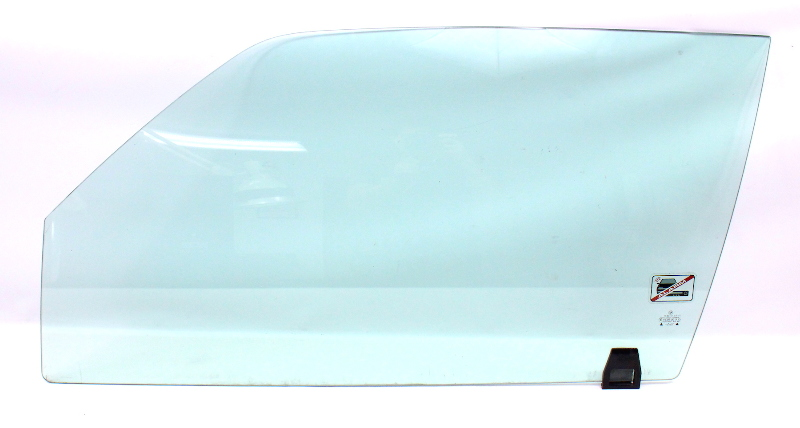 LH Front Door Side Window Glass 95-02 VW Cabrio MK3 ~ Genuine