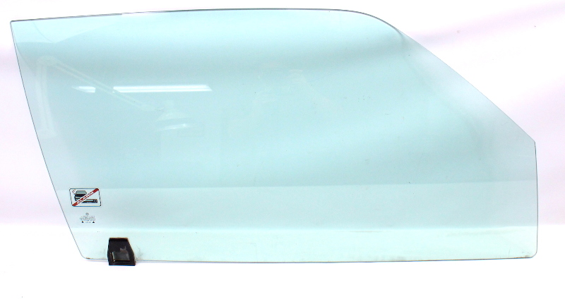 RH Front Door Side Window Exterior Glass 95-02 VW Cabrio MK3 MK3.5 ~ Genuine