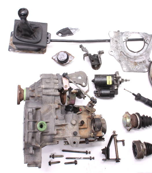 Details about Manual Transmission Swap Parts Kit VW Jetta GTI Cabrio MK3 -  5 Speed 2 0 ABA CHE