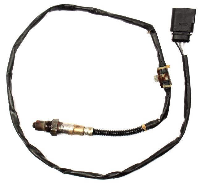 Upper O2 Oxygen Sensor 99-02 VW Cabrio MK3.5 - Genuine - 06A 906 262 AK