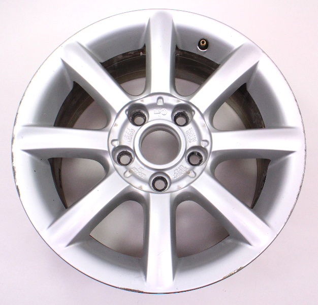 "15"" BBS Wheel Alloy Aluminum Rim 03-05 VW Passat B5.5 . Genuine . 3B0 601 025 S"