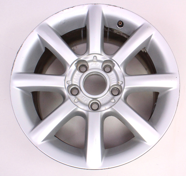 "15"" BBS Wheel Alloy Aluminum Rim 03-05 VW Passat B5.5 / Genuine / 3B0 601 025 S"