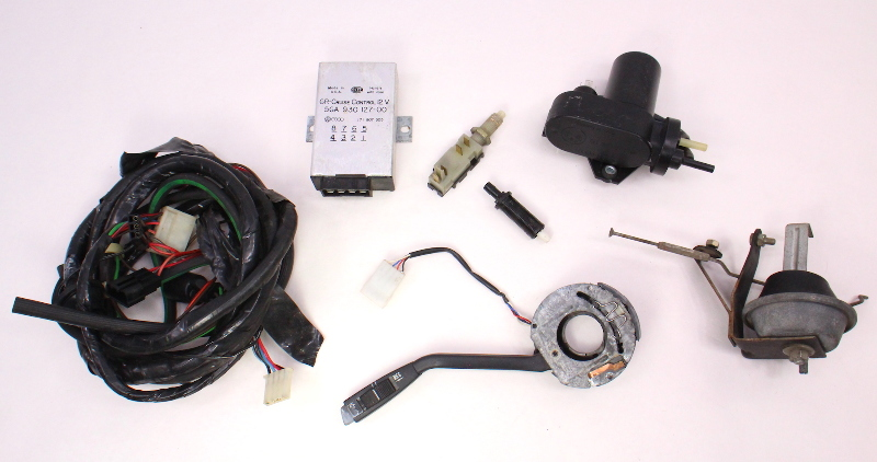 Cruise Control Kit VW Rabbit Jetta Scirocco Mk1 - Genuine