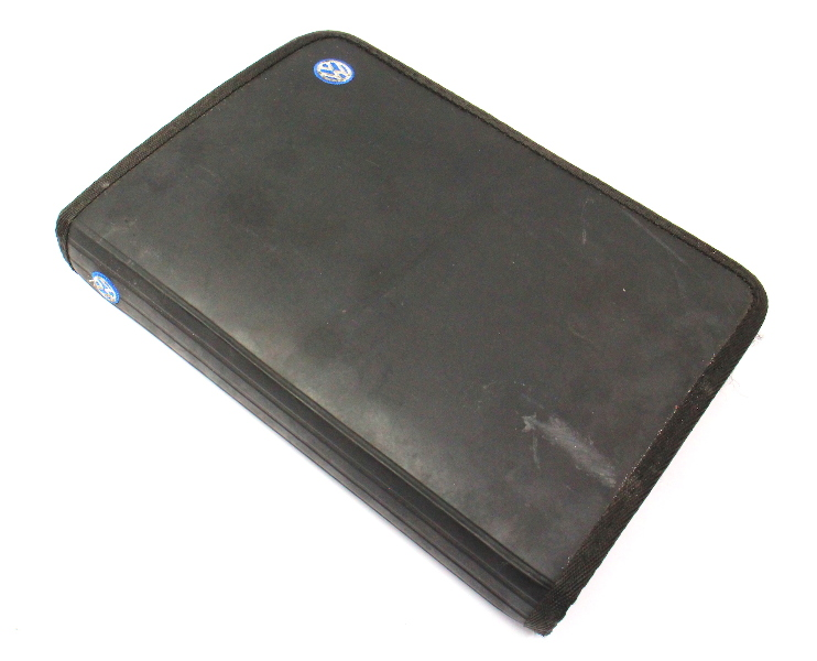 Owners Manual Book 2000 VW New Beetle  Genuine