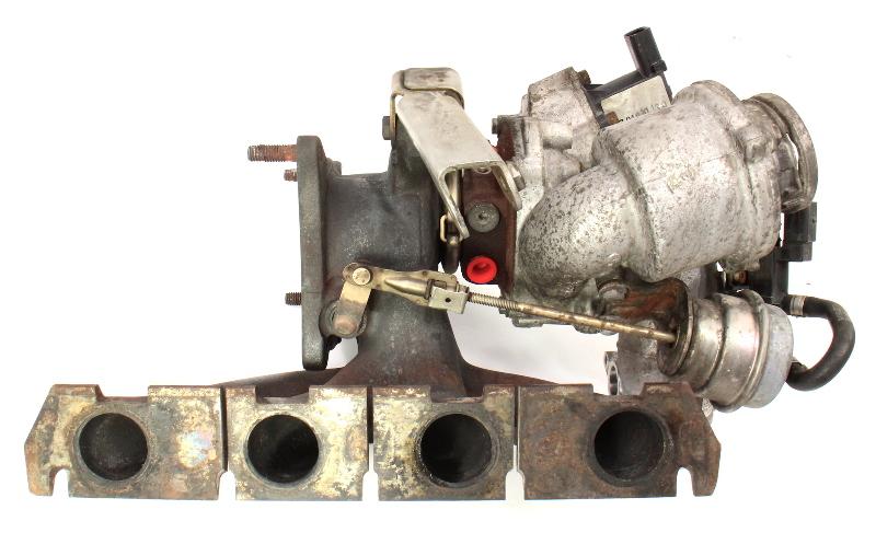 Details about Turbo Charger K03 KK3 2 0T BPY 06-08 VW GTI Jetta Audi A3  Passat   06F 145 701 D