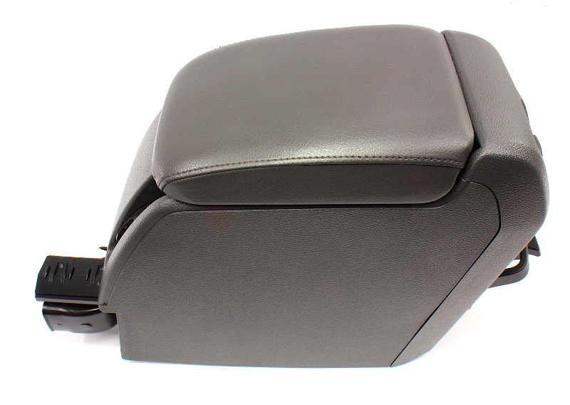 Armrest Center Console 05-10 VW Jetta Rabbit GTI MK5 Dark Gray - 1K5 864 251 B
