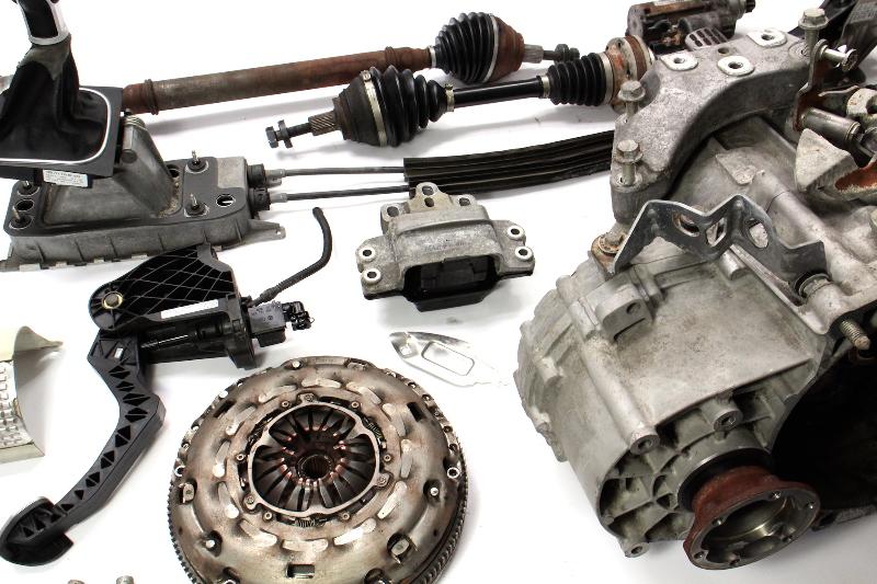 Details about 6 Speed Manual Transmission Swap Kit 05-10 VW Jetta GLI GTI  MK5 Audi A3 2 0T Gas