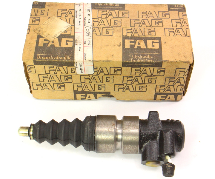 NOS Clutch Slave Cylinder Fits 78-88 Audi 4k 5k Coupe Quantum FAG - 443 721 261