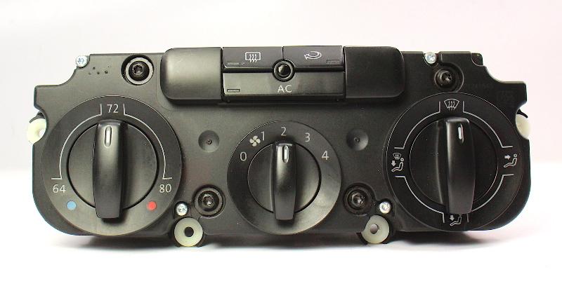 Climate Controls AC Heater HVAC 05-08 VW Jetta Rabbit GTI MK5 ~ 1K1 820 045 B ~