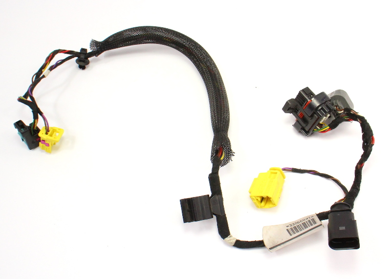 RH Front Seat Wiring Harness 06-09 VW Rabbit GTI MK5 Side Air Bag 1K0 971 392 EE