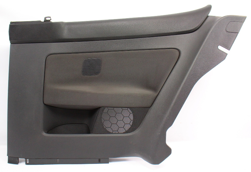 RH Rear Door Seat Side Panel 06-09 VW Rabbit Golf GTI MK5 - 1K3 867 044 EL