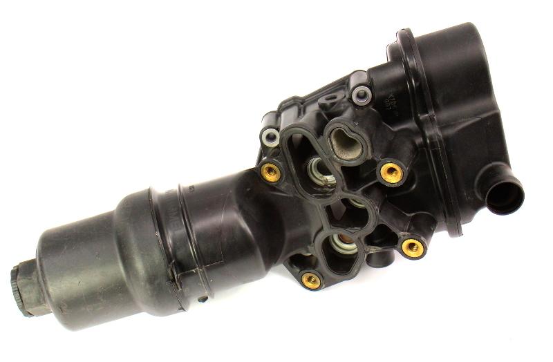 VW VOLKSWAGEN OEM 06-08 GTI Engine Parts Filter Assembly 06F-115-397-J