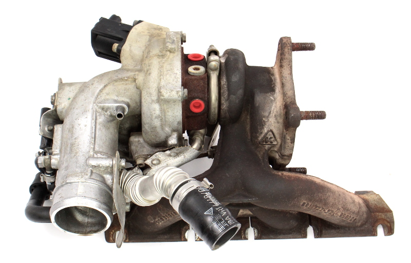 Turbo Charger K03 KK3 06-08 VW Jetta GTI MK5 A3 Passat 2.0T BPY - 06F 145 701 E