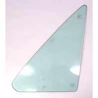 LH Vent Quarter Window Door Glass 75-84 VW Rabbit Pickup Jetta MK1 ~ Genuine -