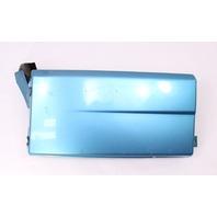 RH Front Lower Headlight Filler Panel 92-96 VW Eurovan T4 - LL5V Blue - Genuine