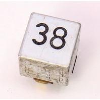 AC Relay 38 92-96 VW Eurovan T4 - Genuine - 191 906 383 A