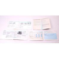 Owners Manual Books 1993 VW Eurovan MV Transporter - Genuine
