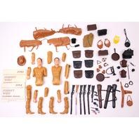 Louis Marx & Co. Johnny West Accessories Vintage Toys + Lone Ranger Guns