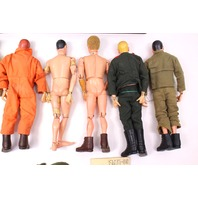 1964 Hasbro GI Joe Collection Figures Gears Footlocker