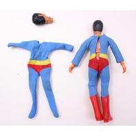 Supermam Mego 1974 Vintage Toy Action Figure