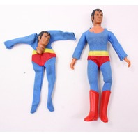 Supermam Mego 1974 Vintage Toy Action Figure