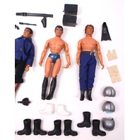 Action Jackson Mego SWAT Airforce 1970s Vintage Toy Action Figures & Accessories