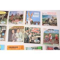 Lot of Vintage View-Master Slide Reels - 1950's 1960's