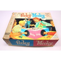 Feeley Meeley Vintage Board Game Milton Bradley